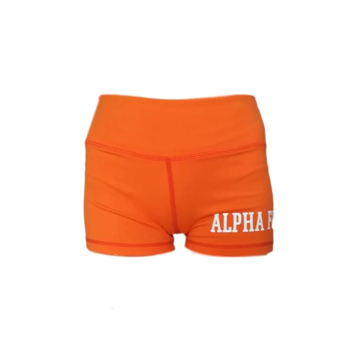 Alpha Cheeky Shorts