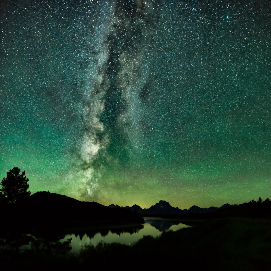 Star Galore At Oxbow Bend II