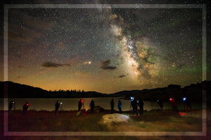 Don't Be Left Alone In The Dark!  ~ See You In 2020 ~ Learn Astrophotography In One Night!