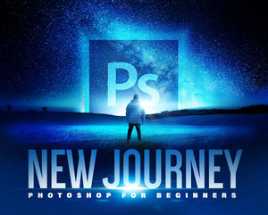 NEW JOURNEY: Photoshop For Beginners Private Instruction