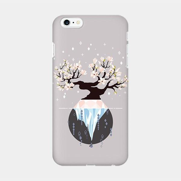 Blossom_01 - iPhone Case Picograph Kim Ah Reum Smartphone Case