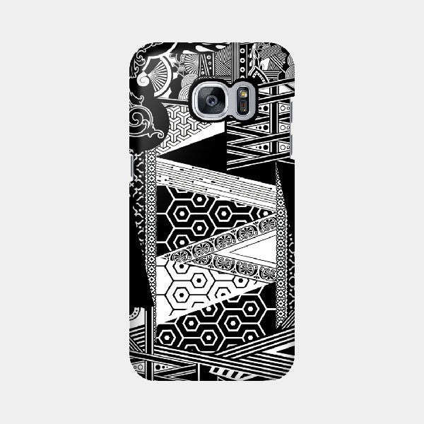C.Z.Y. Art Pattern 1 - iPhone Case Picograph Designers Republic ClassyZYang Smartphone Case