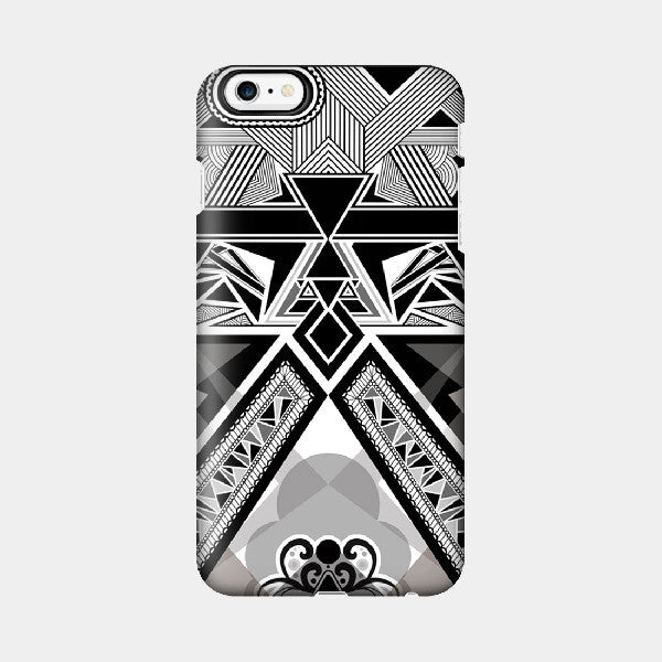 C.Z.Y. Art Pattern 2 - iPhone Case Picograph Designers Republic ClassyZYang Smartphone Case