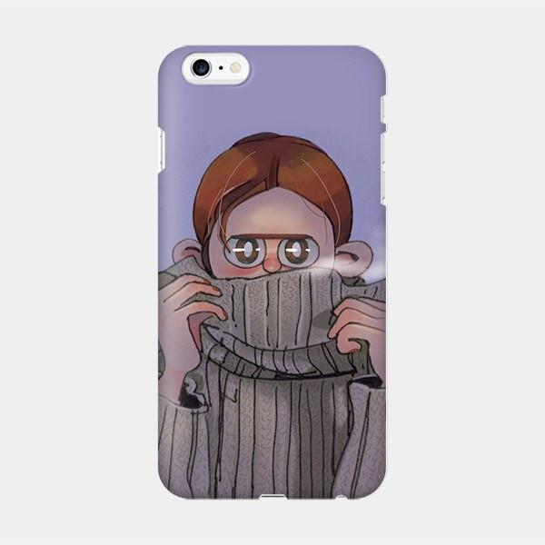 Cold Air and You - iPhone Case Picograph Designers Republic Doonglim Smartphone Case