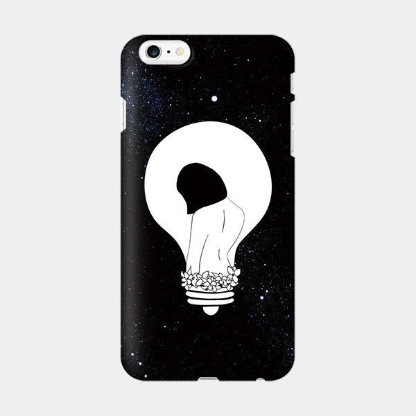 Die Away From You - iPhone Case Picograph Byeol.K Smartphone Case