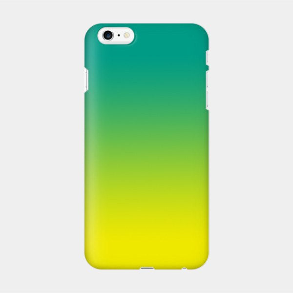 Greenery | Fading - iPhone Case Picograph Smartphone Case