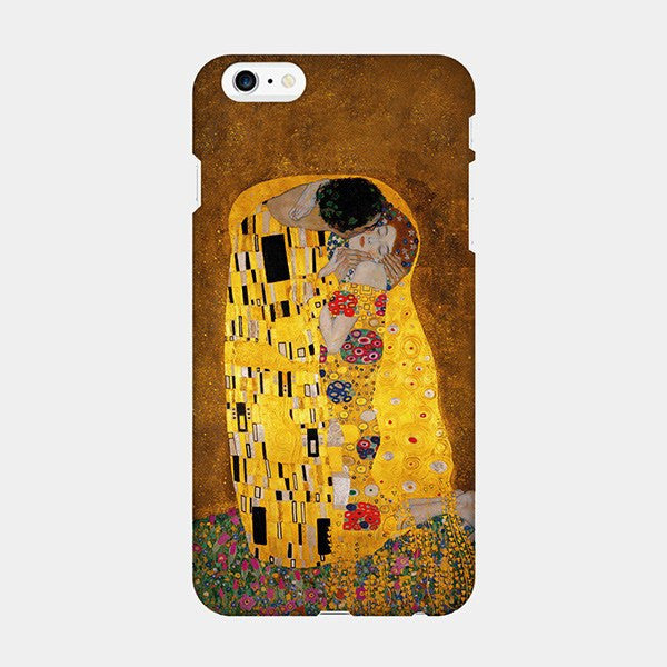 Gustav Klimt The Kiss Case - Fine Art iPhone Case Picograph Smartphone Case