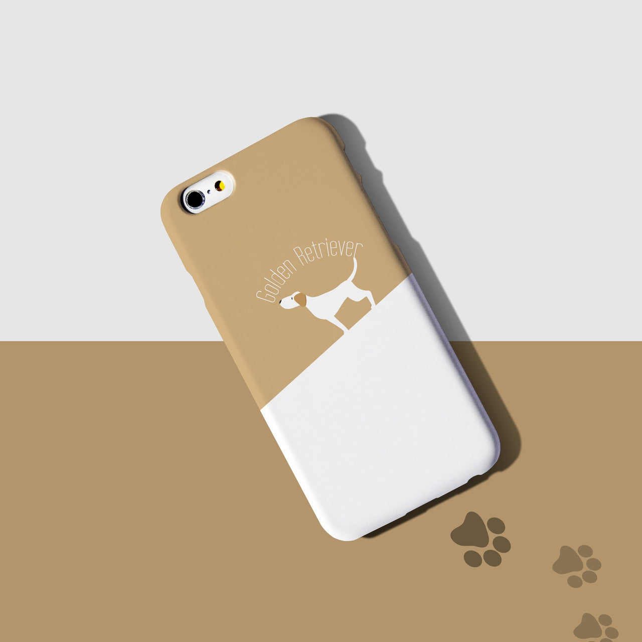 My Cute Golden Retriever Case - Dog Puppy iPhone Case Picograph Smartphone Case