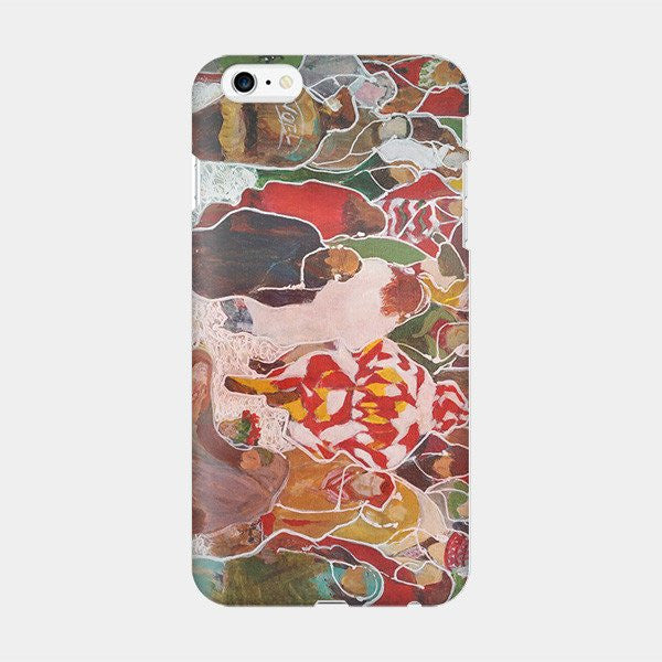 Merry Christmas - Fine Art iPhone Case Picograph Song Jin Young Smartphone Case