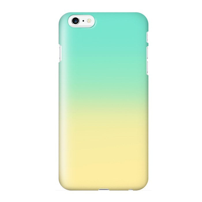 Moody Melon - Colorful iPhone Case Picograph Smartphone Case