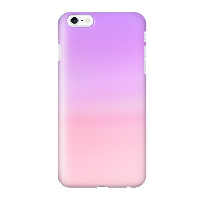 Moody Purple - Colorful iPhone Case Picograph Smartphone Case