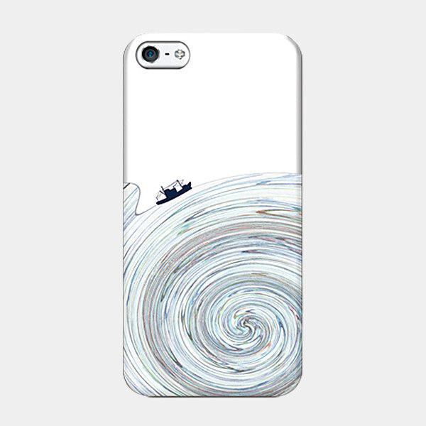 Sinking - iPhone Case Picograph Smartphone Case