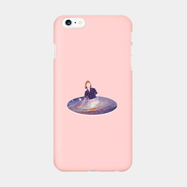 Space Dish - iPhone Case Picograph Smartphone Case