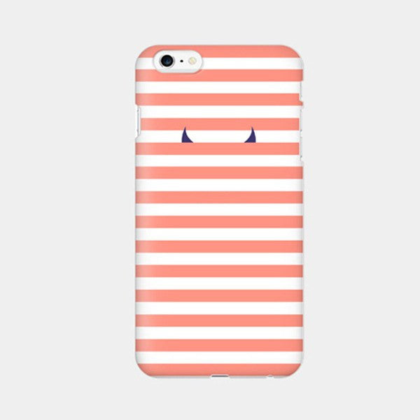 Stripe Series | Devilish - iPhone Case Picograph Smartphone Case