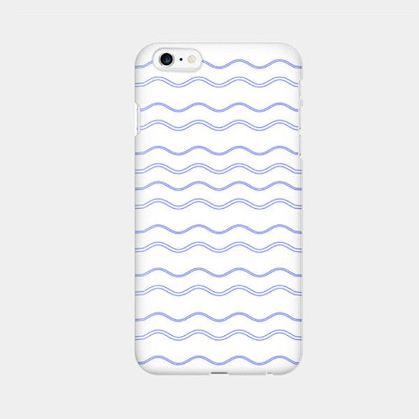 Stripe Series | Wavy - iPhone Case Picograph Smartphone Case