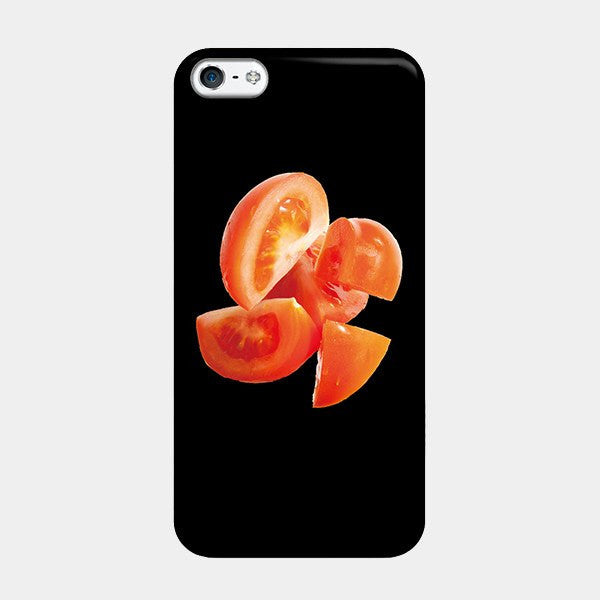 Fly, Tomato - iPhone Case Picograph Smartphone Case