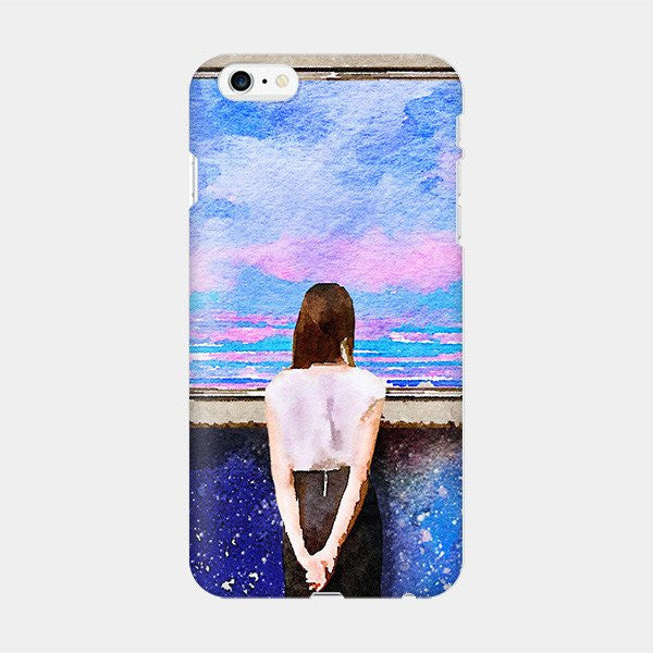 Which Space - Surreal iPhone Case Picograph Hwang So Young Smartphone Case