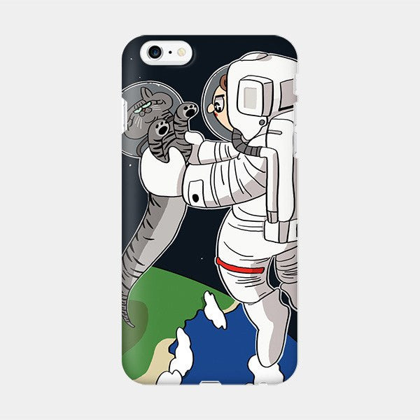 You're Too Long - iPhone Case Picograph Doonglim Smartphone Case
