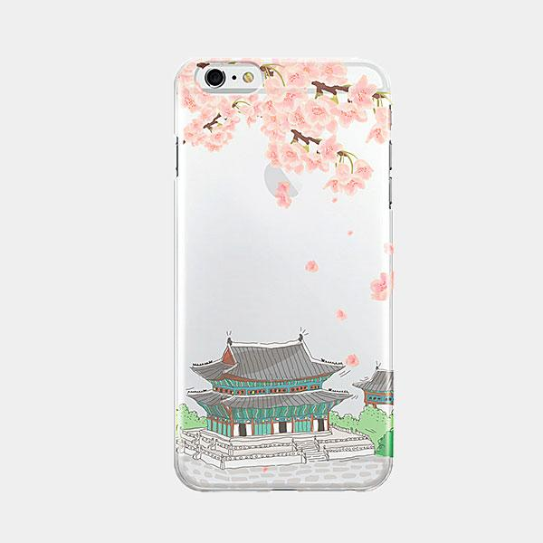 Gyeongbokgung Palace iPhone Case