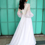 Juliet Lace Wedding Dress
