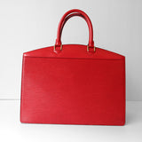 Louis Vuitton Riviera Bag in Red Epi Leather