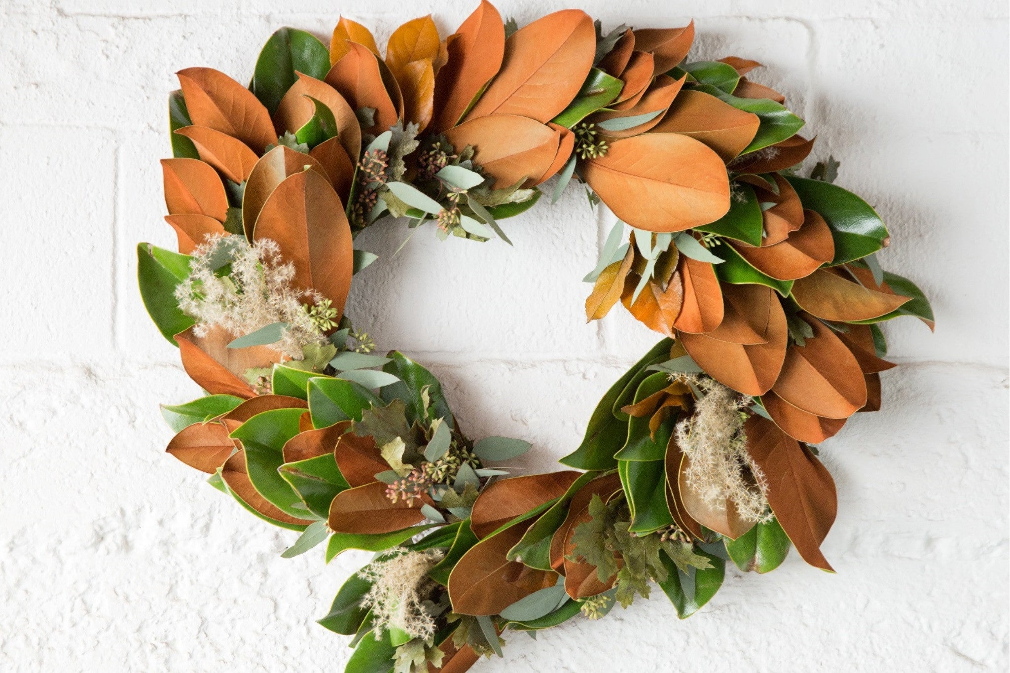 Celebrate Fall With Beautiful Fresh Wreaths Door Wreaths For Fall