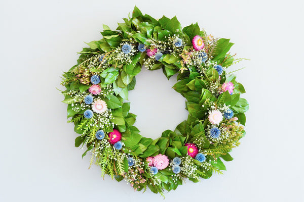 Celebrate Summer with Summer Door Wreaths from Club Botanic