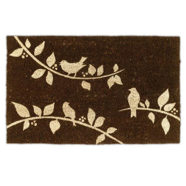 Birds Silhouette Doormat - Club Botanic