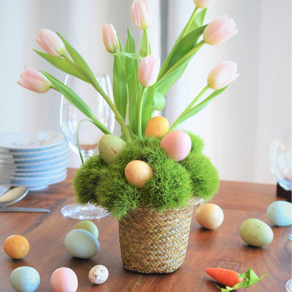 Easter Tulips | Easter Flowers | Easter Centerpieces | Easter Decorations