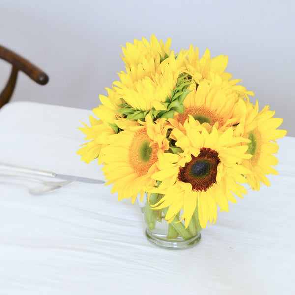 Sunflowers | Sunflower Bouquet | Sunflower Arrangement | Summer Flowers