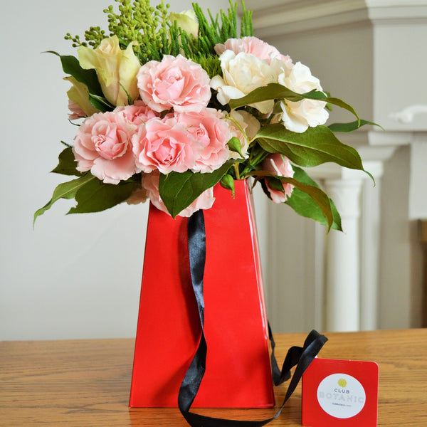 Pink Roses | Valentine's Day | Send Valentines Flowers