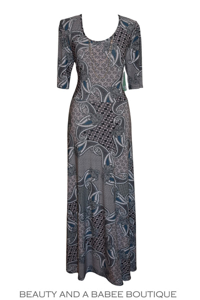 Laguna Dress - Paisley