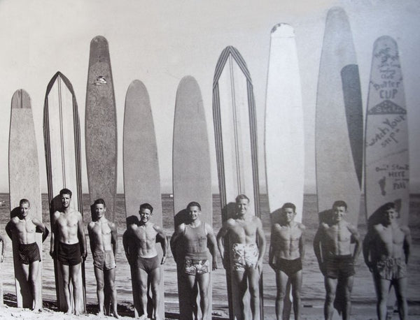 Surfing - A History