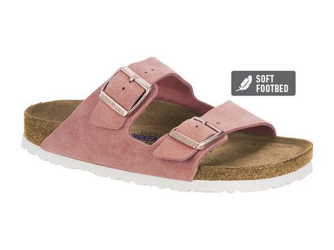 Rose Birkenstock Sandals for women