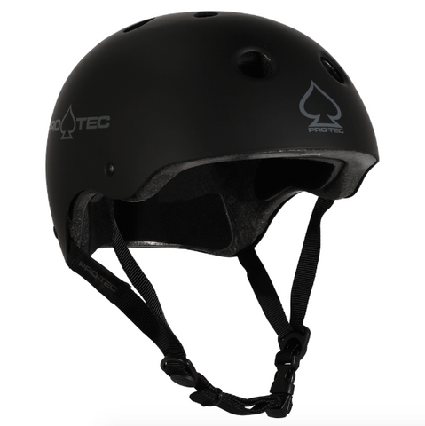 Anchor Chief Black Skateboard Helmet