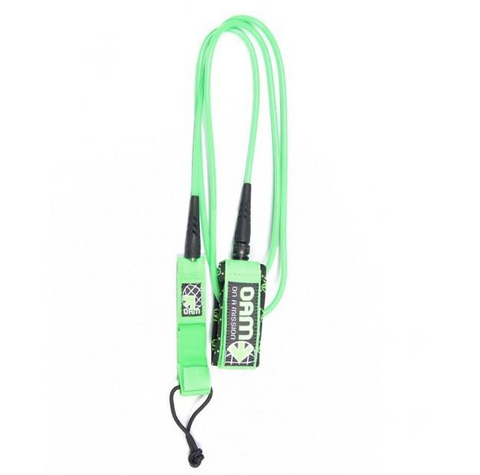 Neon Surf Leash