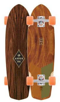 cruiser skateboards wooden