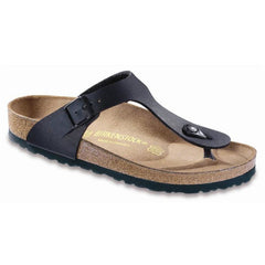 Birkenstock Gizeh BF Regular - Black-BIRKENSTOCK-Anchor Chief