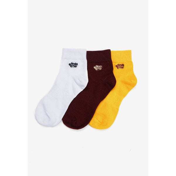 Santa Cruz Winter Valley Socks - 3pk Multi-SANTA CRUZ-Anchor Chief