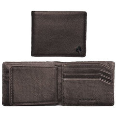 Nixon Pass Bi-Fold ID Wallet Brown-NIXON-Anchor Chief