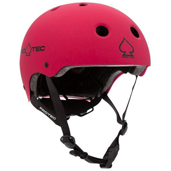 Protec Junior Classic Fit Certified Helmet - Matte Pink-PROTEC-Anchor Chief