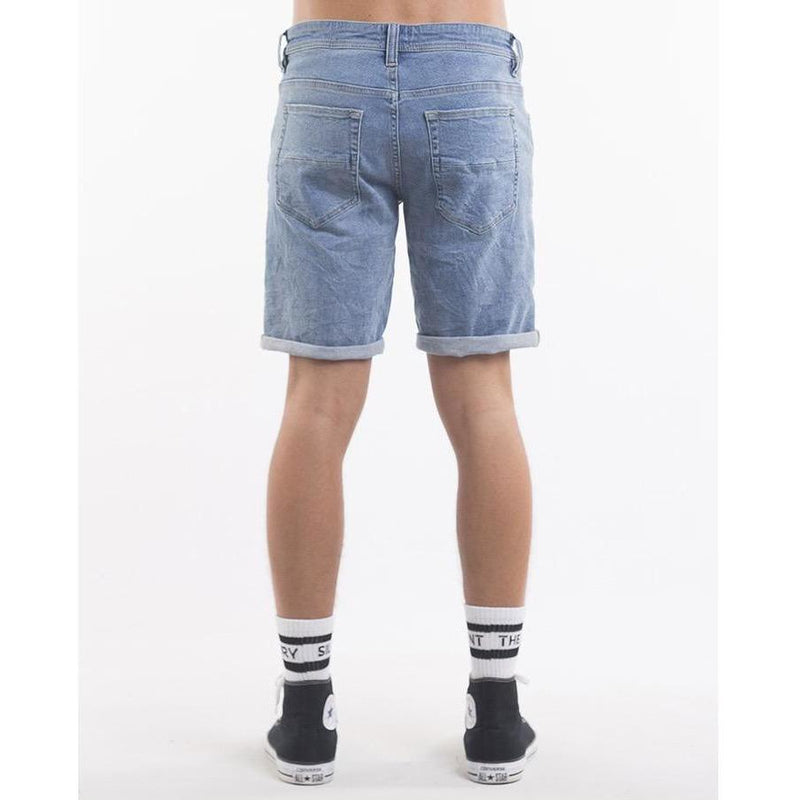 Silent Theory Shadow Short-MENS SILENT THEORY-Anchor Chief