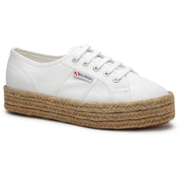 Superga Cotropew - White-SUPERGA-Anchor Chief
