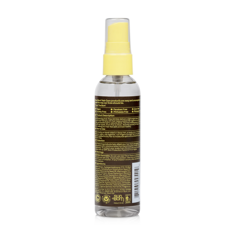 Sun Bum Anti-Frizz Oil Mist-SUN BUM-Anchor Chief