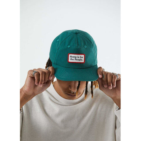 Afends For The People Hemp Snapback-MENS AFENDS-Anchor Chief