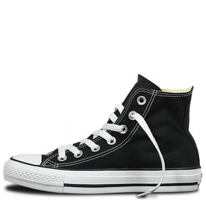 Converse Chuck Taylor Canvas Hi Top - Black