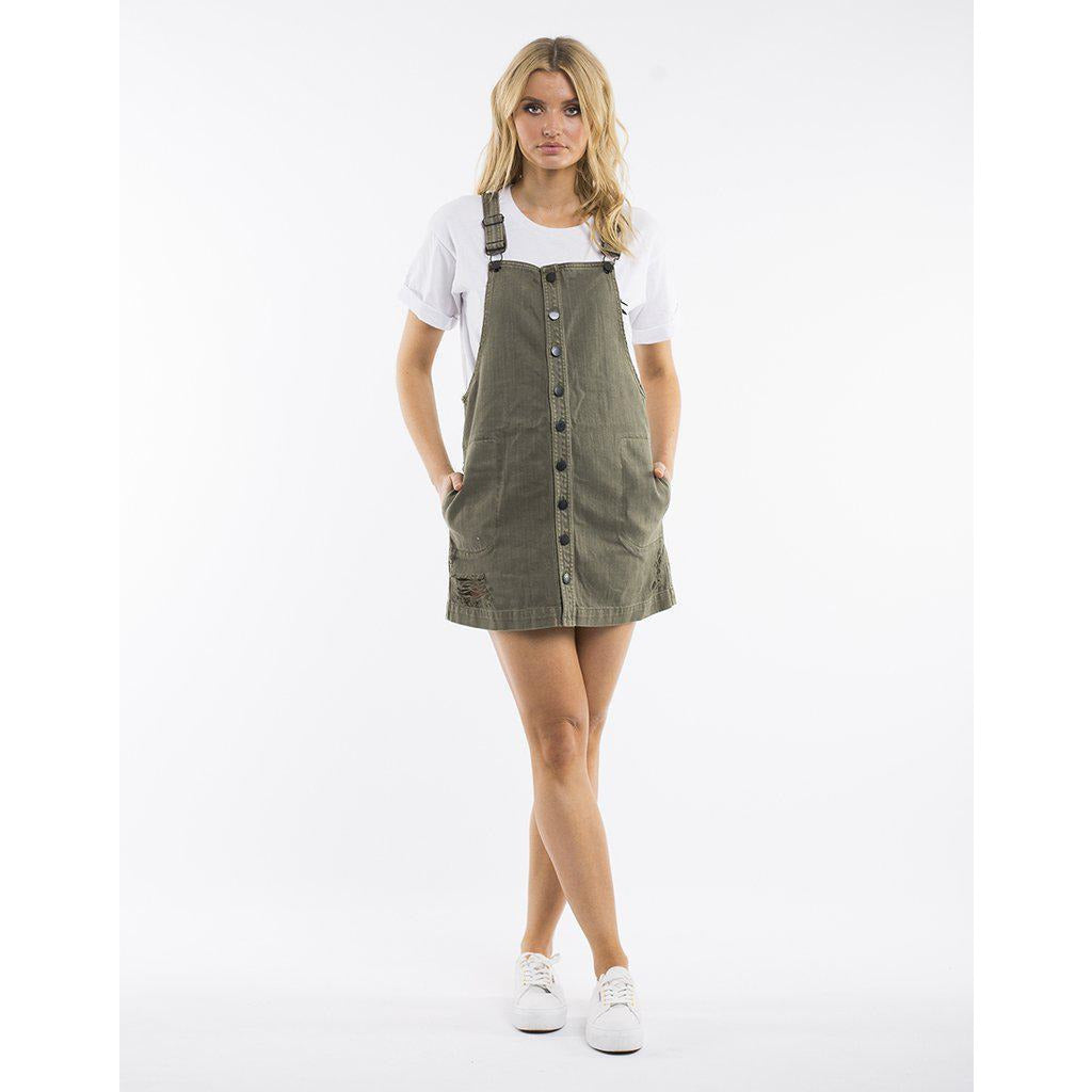 All About Eve Marissa Pinafore-ALL ABOUT EVE-Anchor Chief