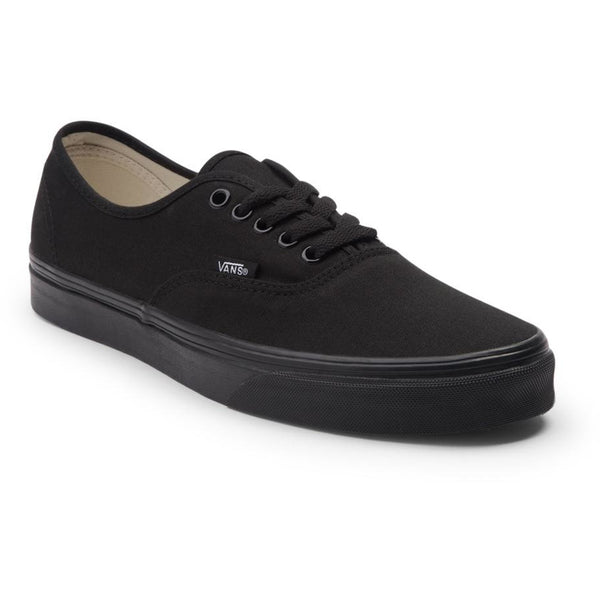 Vans Authentic - Black/Black-VANS-Anchor Chief