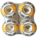 Diamond - Filmore Lions Wheels - 54mm-PRIMITIVE-Anchor Chief