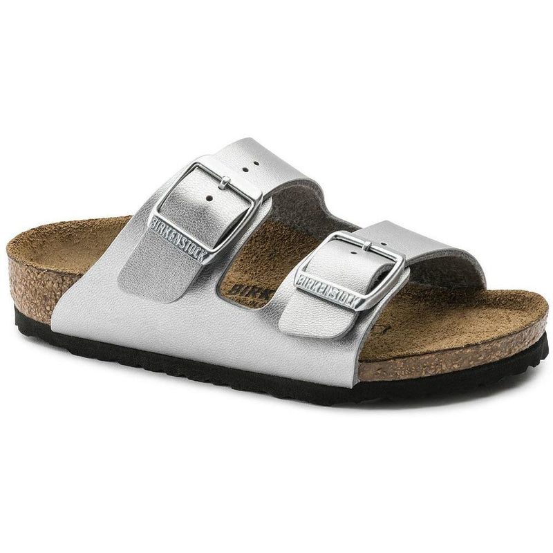 Birkenstock Arizona Kids Silver-BIRKENSTOCK-Anchor Chief